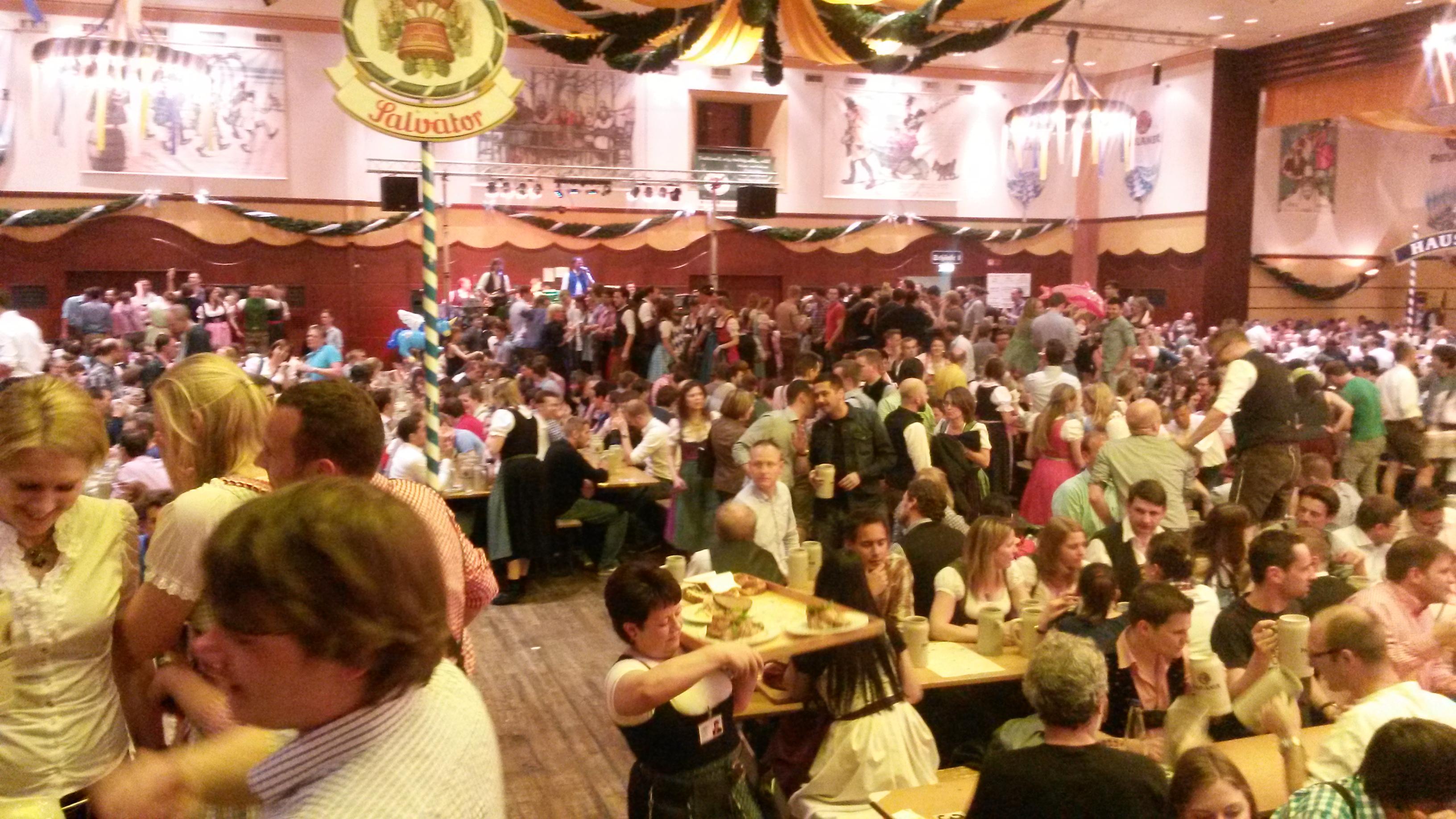 Starkbierfest Nockherberg 2021
