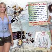 Kurze Hose, langes Bein: Lederhosen für Frauen