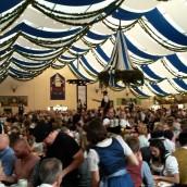 Bayerische Volksfeste im Sommer 2017