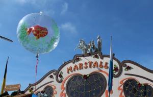 Heuer zum zweiten Mal dabei: Der Marstall