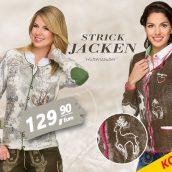 Wunderbare Wintertracht: Die Trends bei Jankern, Strickjacken & Co.
