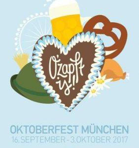 Oktoberfest 2017 Plakat